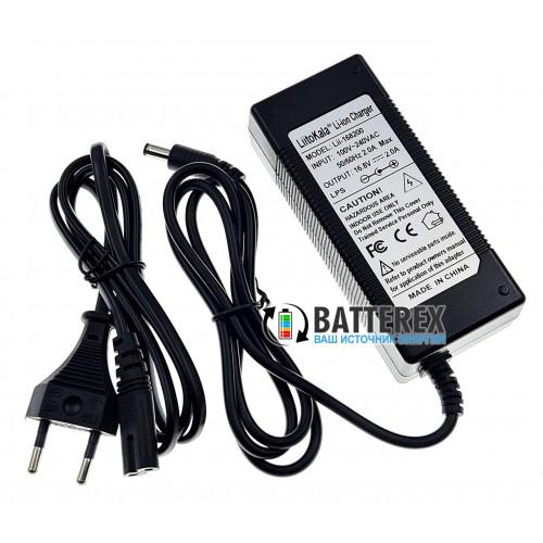 LiitoKala Lii-168200 - зарядное устройство для Li-ion аккумуляторов и 4S сборок 16,8V