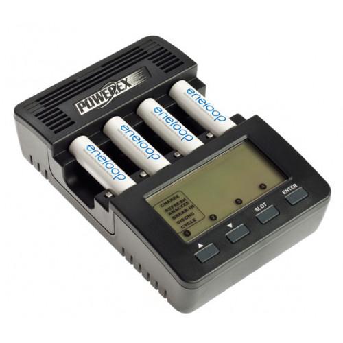 Maha Powerex MH-C9000 - профессиональное зарядное устройство