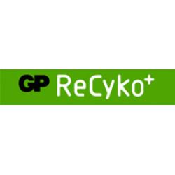 Пальчиковые АА аккумуляторы GP Recyko