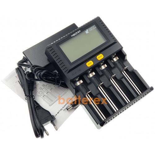 MIBOXER C4-12 V2 - новая версия - поддердка аккумуляторов Ni-MH/Li-ion/LiFePO4 - выбором тока заряда до 3А на канал. Гарантия 12 месяцев.