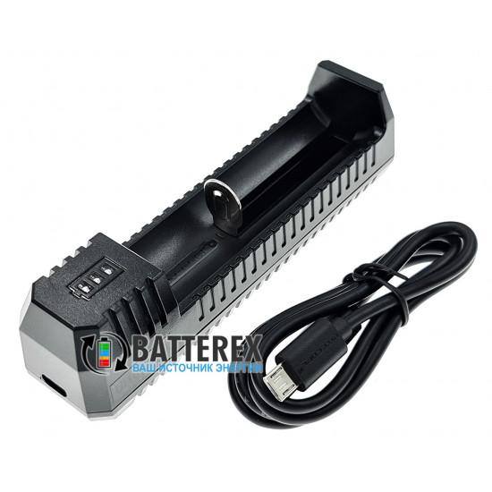 Зарядное устройство Nitecore UI1 для аккумуляторов 18650, 14500, 26650, 16340 с функцией активации