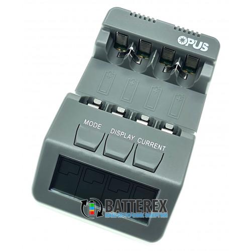 Opus BT-C700 - интеллектуальное зарядное устройство для АА и ААА аккумуляторов