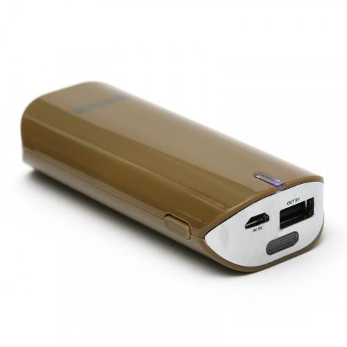 Мобильная батарея PowerPlant PB-LA9005 5200mAh + универсальный кабель