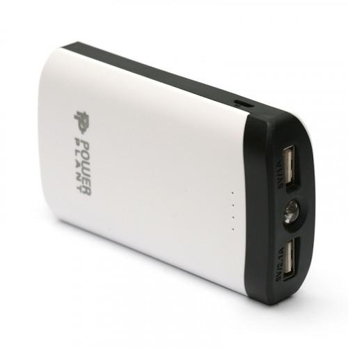 Мобильная батарея (PowerBank) PowerPlant PB-LA9212 7800mAh универсальный кабель