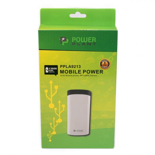 Мобильная батарея (PowerBank) PowerPlant PB-LA9213 13000mAh