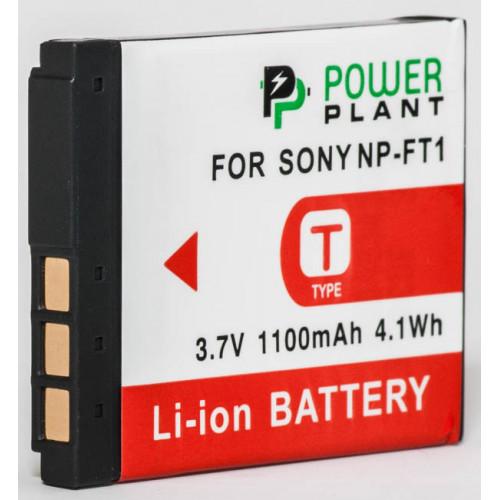 Aккумулятор  Sony NP-FT1