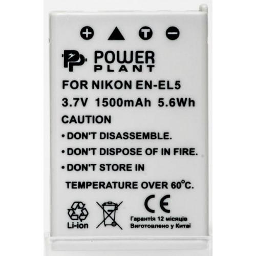 Aккумулятор Nikon EN-EL5