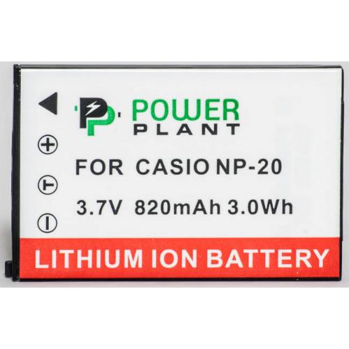 Aккумулятор Casio NP-20