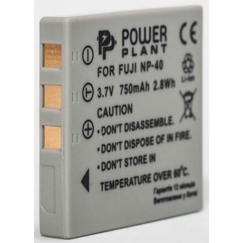 Aккумулятор Fuji NP-40, KLIC-7005,D-Li8/ Li-18, Samsung SB-L0737