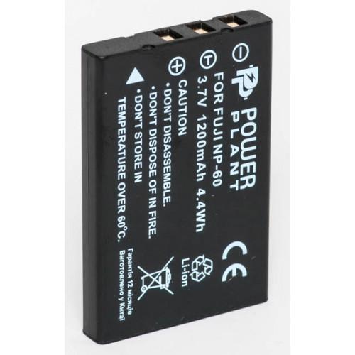 Aккумулятор Fuji NP-60, SB-L1037, SB-1137, D-Li12, NP-30, KLIC-5000, LI-20B