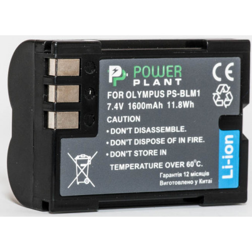 Aккумулятор Olympus PS-BLM1