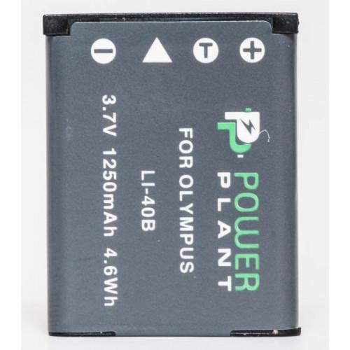 Aккумулятор Olympus Li-42B (Li-40B, D-Li63, D-Li108, NP-45, NP-80, NP-82, EN-EL10) фирмы PowerPlant