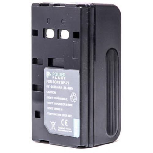 Aккумулятор Sony NP-77