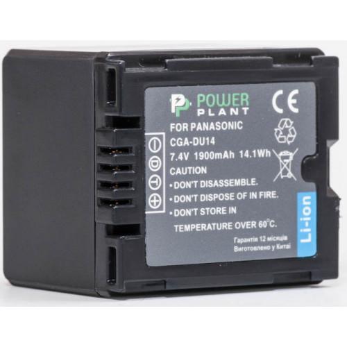 Aккумулятор Panasonic CGA-DU14