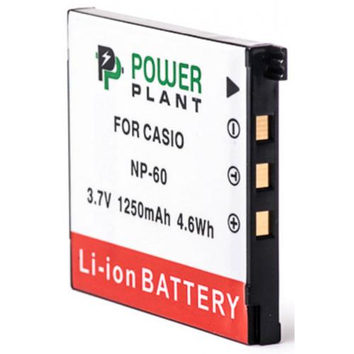 Aккумулятор Casio NP-60