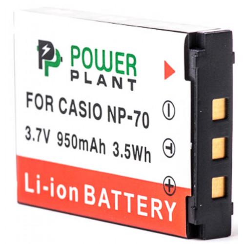 Aккумулятор Casio NP-70