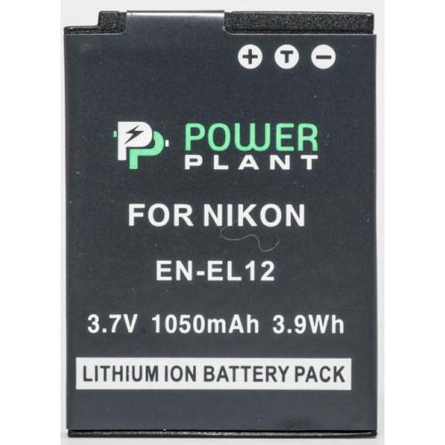 Aккумулятор Nikon EN-EL12
