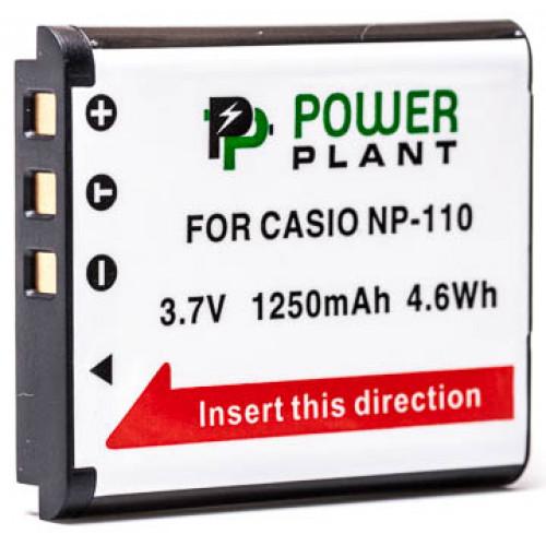 Aккумулятор Casio NP-110