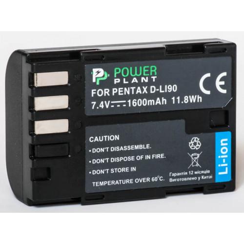 Aккумулятор Pentax D-Li90
