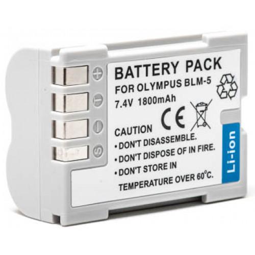 Aккумулятор Olympus PS-BLM5