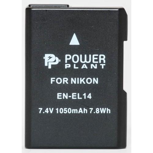 Aккумулятор Nikon EN-EL14 Chip (D3100, D3200, D5100)