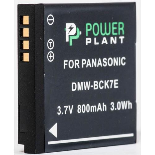 Aккумулятор Panasonic DMW-BCK7E