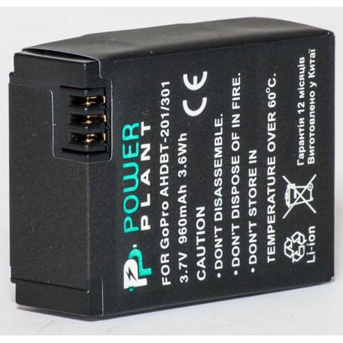 Aккумулятор GoPro Hero 3, AHDBT-201, 301