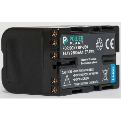 Aккумулятор PowerPlant Sony BP-U30