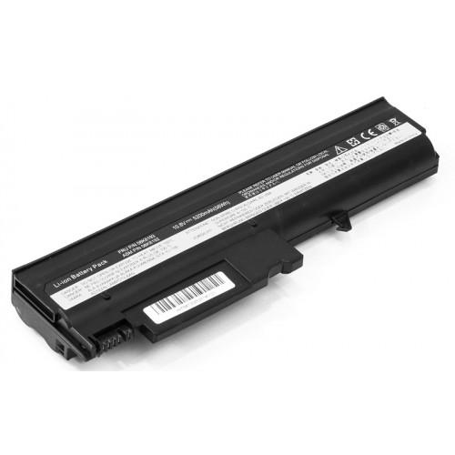 Аккумулятор для ноутбуков IBM T40 (ASM08K8192, IBT403S2P) 10.8V 5200mAh