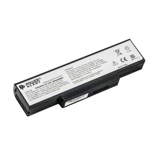 Аккумулятор для ноутбуков ASUS A72 A73 (A32-K72 AS-K72-6) 10.8V 5200mAh
