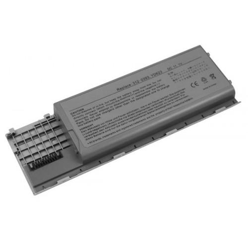 Аккумулятор для ноутбуков DELL D620 (PC764, DL6200LH) 11.1V 5200mAh
