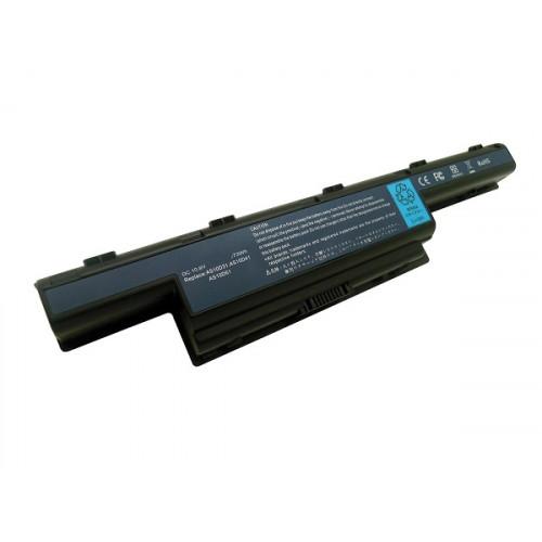 Аккумулятор для ноутбуков ACER Aspire 4551 (AS10D41, AC 4741 3S2P) 10.8V 6600mAh