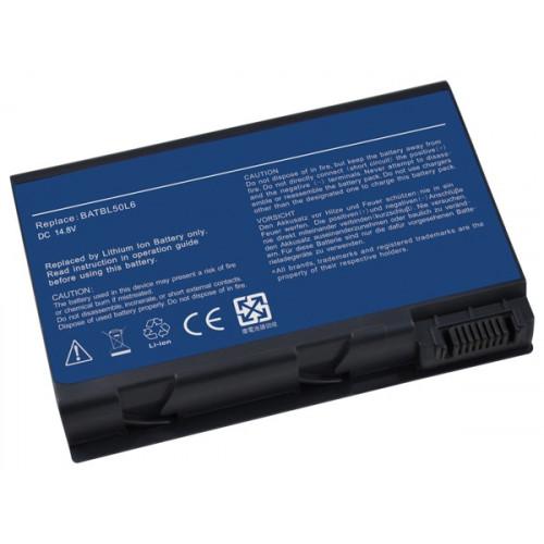 Аккумулятор для ноутбуков ACER Aspire 3100 (BATBL50L6, AC 50L6 3S2P) 11.1V 5200mAh