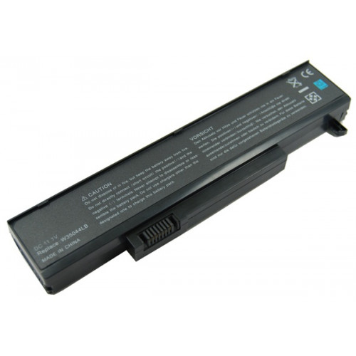 Аккумулятор для ноутбуков Gateway M-150 (SQU-715, GY4044LH) 11.1V 5200mAh