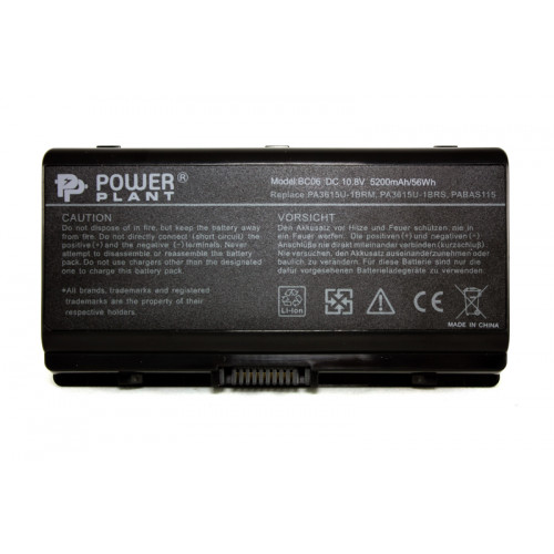 Аккумулятор для ноутбуков TOSHIBA Equium L40 (PA3615U-1BRS) 10.8V 5200mAh