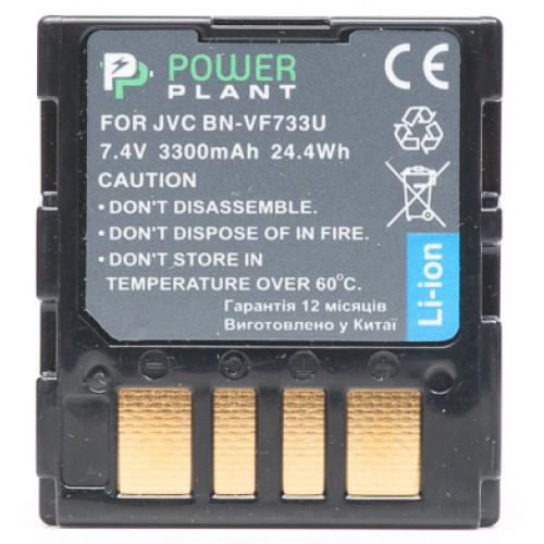 Aккумулятор JVC BN-VF733U