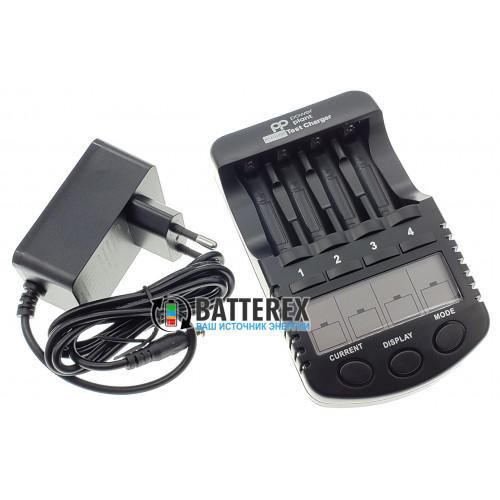 Powerplant PP-EU1000 - интеллектуальное зарядное устройство (заряд, разряд, тест, тренировка, выбор токов)