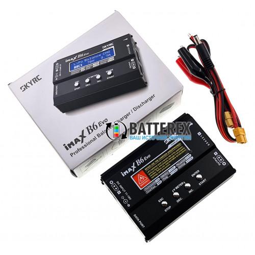 Зарядное устройство SkyRC iMAX B6 Evo 60W 6A без блока питания - Оригинал