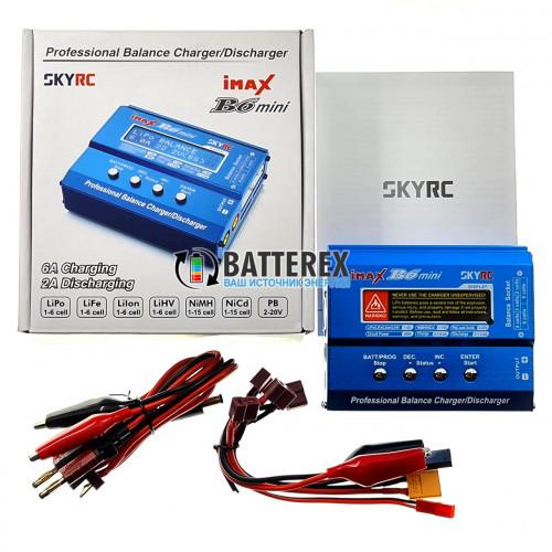 Зарядное устройство SkyRC iMAX B6 Mini 60W 6A без блока питания - Оригинал, гарантия 12 месяцев