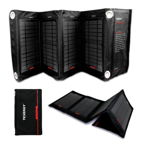 Солнечная батарея Tenergy 14W Solar Charger