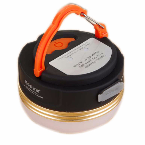 Soshine CB1 - фонарь кемпинговый 170lm с питанием от 3х элементов ААА