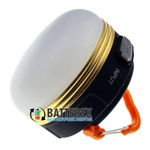 Soshine CB2  - фонарь кемпинговый 170lm с функцией PowerBank и встроенным аккумулятором 1800mah