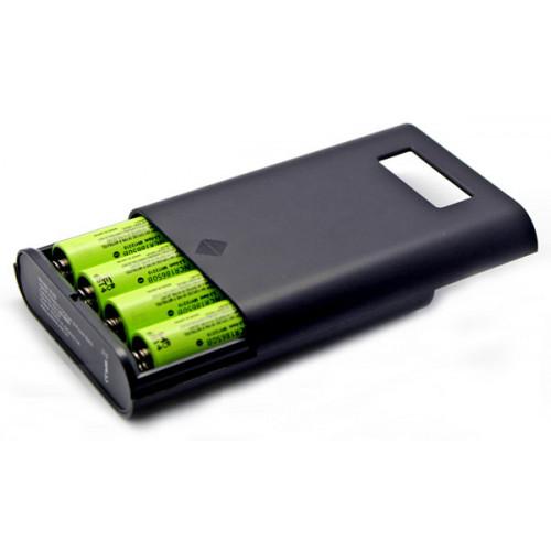Soshine E3S-QC - повербанк на 4 аккумулятора 18650 с функцией быстрого заряда QuickCharge