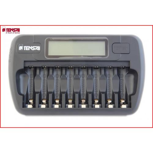 Tensai TI-800L - зарядное устройство на 8 аккумуляторов