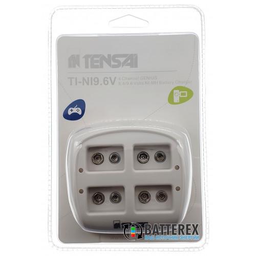 Tensai TI-NI9.6V - зарядное устройство для аккумуляторов Крона NiMH 9V/9.6V