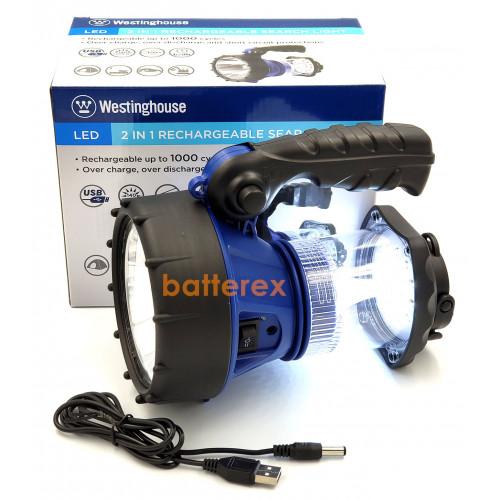 Westinghouse WF1504 - фонарь-светильник со встроенной батареей 2200mah и зарядкой от USB