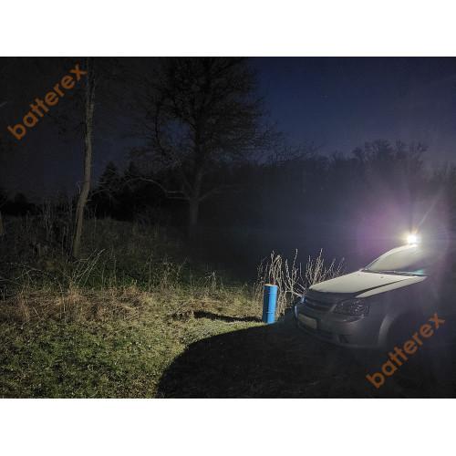 Westinghouse WF57 Work Light - ультра-яркий фонарь с функцией Повербанк и встроенным аккумулятором 4400mah