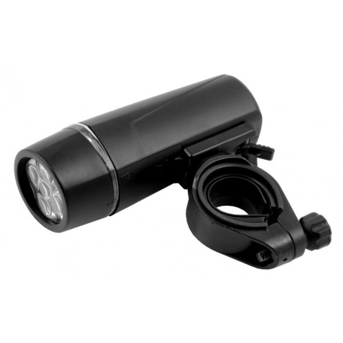 Westinghouse WF1509 - велосипедный фонарь с креплением на руль + 4 батарейки ААА Westinghouse Alkaline
