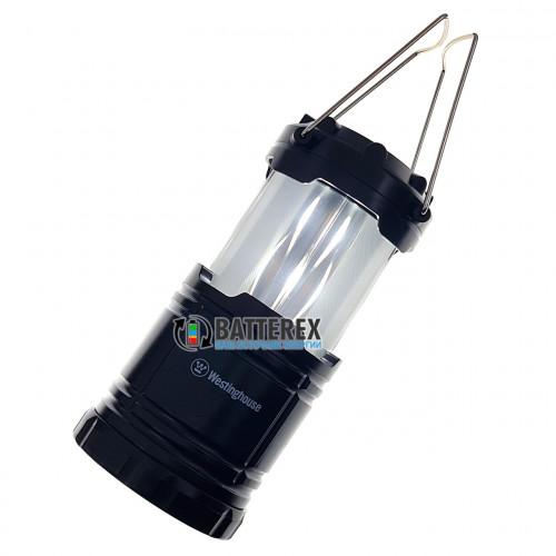Westinghouse WF86 - удобный кемпинговый фонарь + 3 АА батарейки Westinghouse