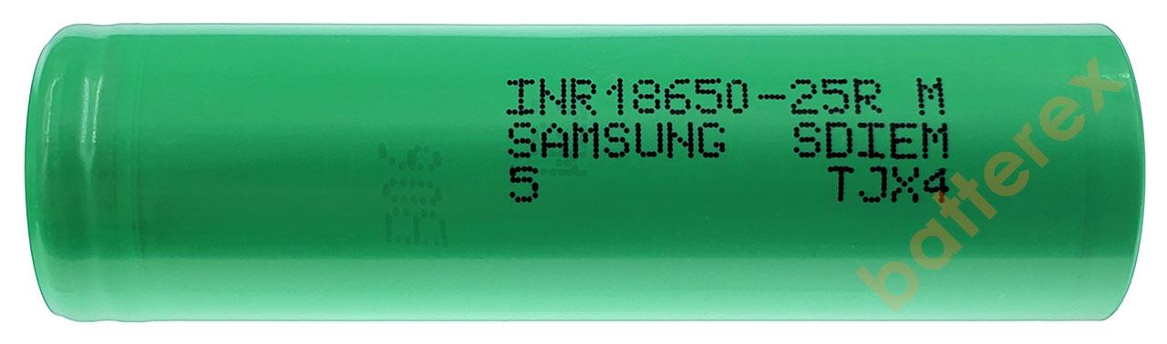 18650 Samsung INR18650-25R 2500mah